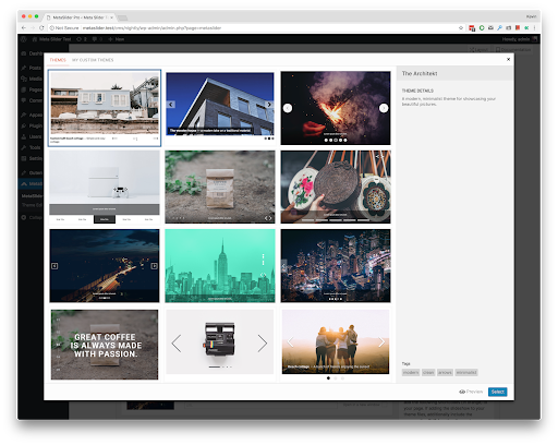 MetaSlider's bringing out new slider themes – and they're completely free!