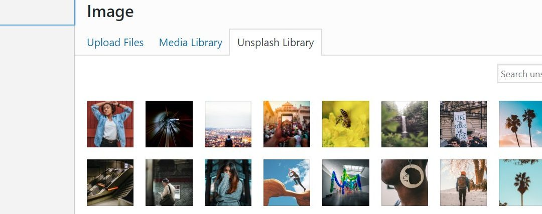 Access and upload images directly from Unsplash.com with the latest MetaSlider update