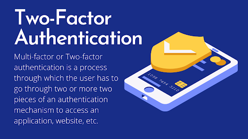 Why Should You Add Two-Factor  Authentication (2FA) To Your WordPress  Site in 2021?